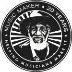 Music Maker 20 Yr logo