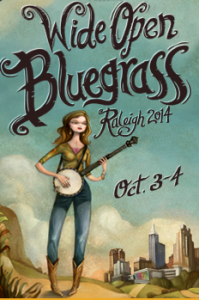 Wide Open Bluegrass 2014 logo c