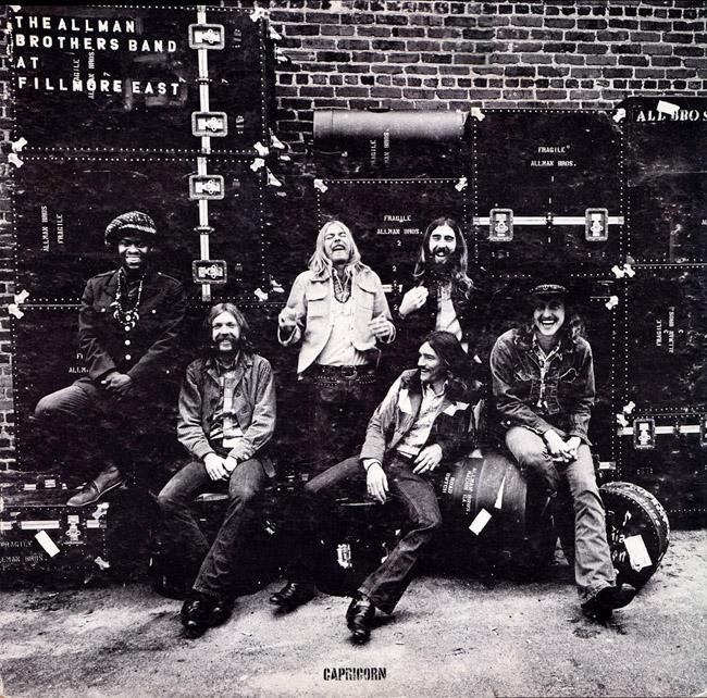 Allman Brothers circa 1970