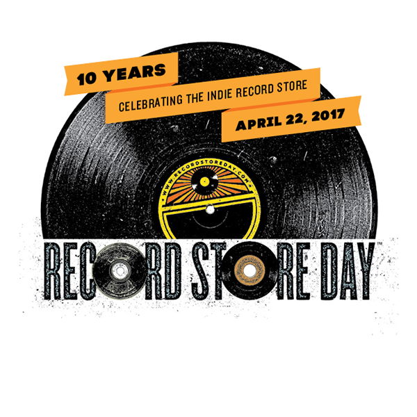 Record Store Day 2017 logo